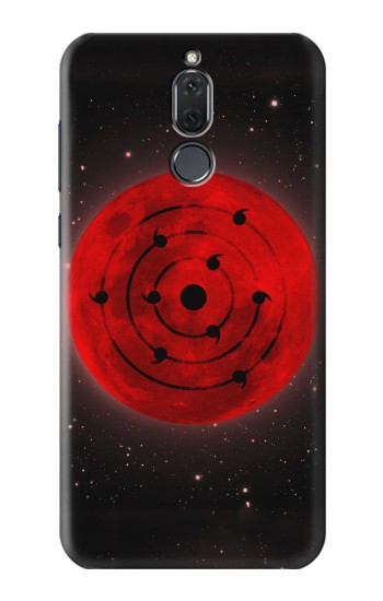 Printed Eye of the Moon Plan Madara Naruto Huawei Mate 10 Lite Case