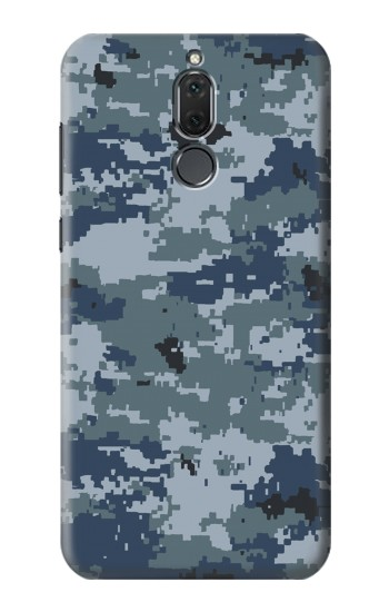 Printed Navy Camo Camouflage Graphic Huawei Mate 10 Lite Case