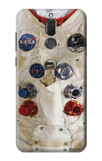 Printed Neil Armstrong White Astronaut Spacesuit Huawei Mate 10 Lite Case