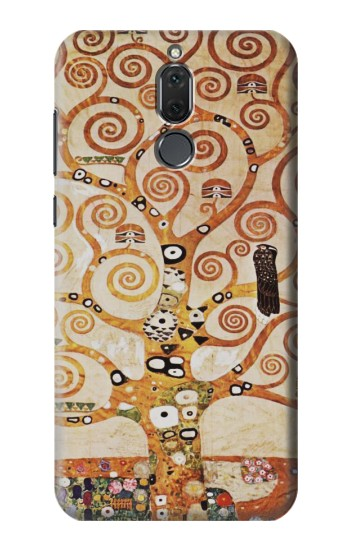 Printed The Tree of Life Gustav Klimt Huawei Mate 10 Lite Case