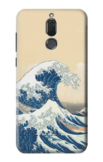 Printed Under the Wave off Kanagawa Huawei Mate 10 Lite Case