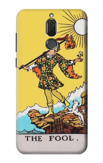 Printed Tarot Card The Fool Huawei Mate 10 Lite Case