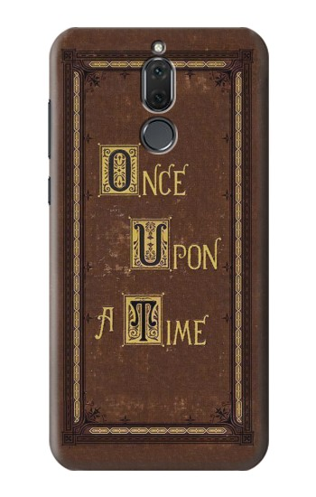 Printed Once Upon a Time Book Cover Huawei Mate 10 Lite Case