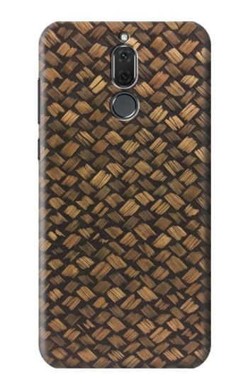 Printed Thai Bamboo Wickerwork Huawei Mate 10 Lite Case