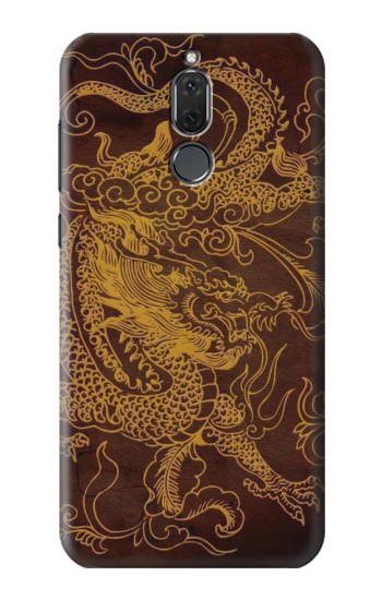 Printed Chinese Dragon Huawei Mate 10 Lite Case
