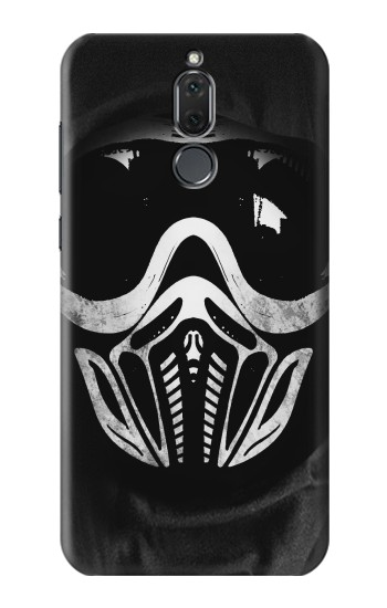 Printed Paintball Mask Huawei Mate 10 Lite Case