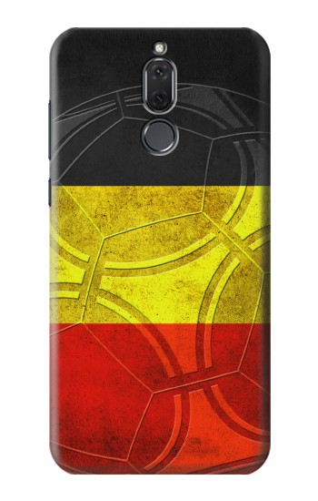 Printed Belgium Football Flag Huawei Mate 10 Lite Case