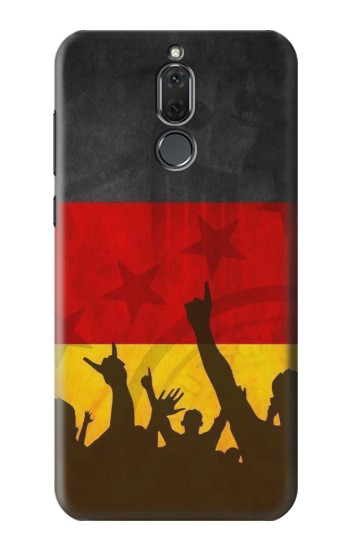Printed Germany Football Flag Huawei Mate 10 Lite Case
