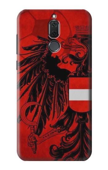 Printed Austria Football Flag Huawei Mate 10 Lite Case