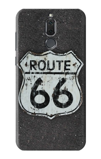 Printed Route 66 Sign Huawei Mate 10 Lite Case