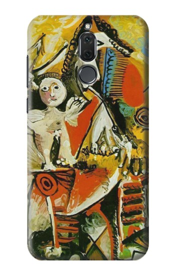 Printed Picasso Painting Cubism Huawei Mate 10 Lite Case