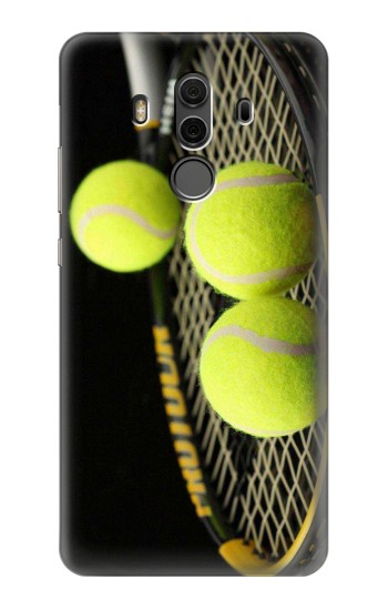 Printed Tennis Huawei Mate 10 Pro, Porsche Design Case