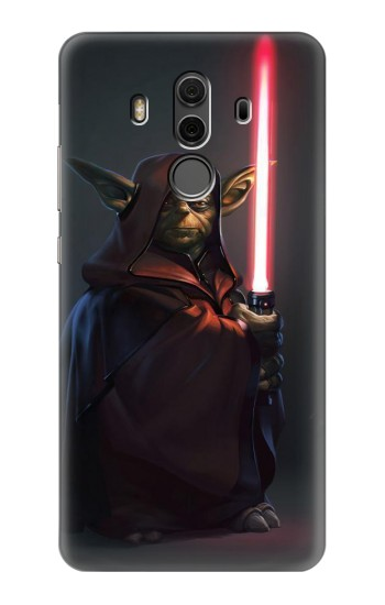 Printed Darth Yoda Huawei Mate 10 Pro, Porsche Design Case