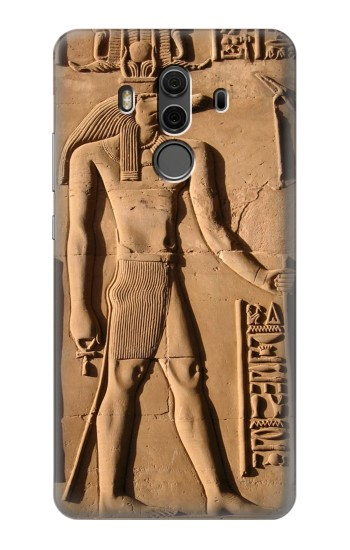 Printed Egyptian Anubis Huawei Mate 10 Pro, Porsche Design Case