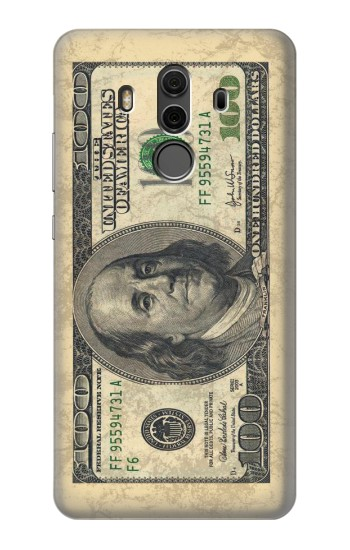Printed Money Dollars Huawei Mate 10 Pro, Porsche Design Case