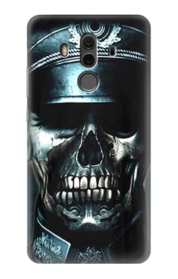Printed Skull Soldier Zombie Huawei Mate 10 Pro, Porsche Design Case