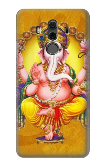 Printed Lord Ganesh Hindu God Huawei Mate 10 Pro, Porsche Design Case