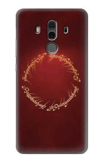 Printed Lord of the Ring Huawei Mate 10 Pro, Porsche Design Case