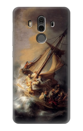 Printed Rembrandt Christ in The Storm Huawei Mate 10 Pro, Porsche Design Case