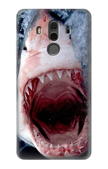 Printed Jaws Shark Mouth Huawei Mate 10 Pro, Porsche Design Case