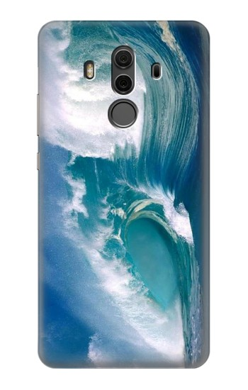 Printed Amazing Oceans Waves Huawei Mate 10 Pro, Porsche Design Case