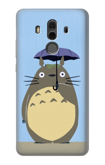 Printed My Neighbor Totoro Rain Huawei Mate 10 Pro, Porsche Design Case