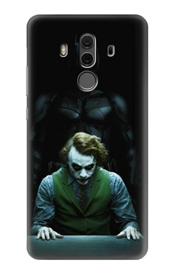 Printed Batman Joker Huawei Mate 10 Pro, Porsche Design Case
