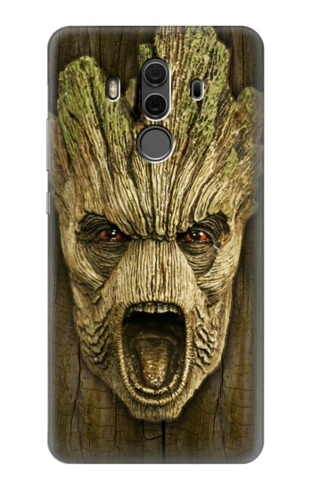 Printed Guardians of the Galaxy Groot Head Huawei Mate 10 Pro, Porsche Design Case