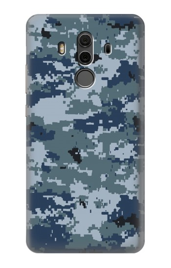Printed Navy Camo Camouflage Graphic Huawei Mate 10 Pro, Porsche Design Case
