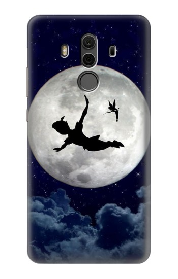 Printed Peter Pan Huawei Mate 10 Pro, Porsche Design Case