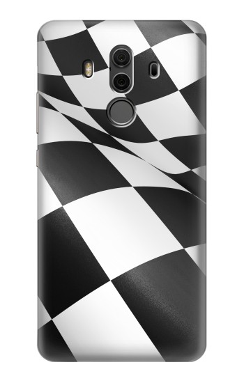 Printed Checkered Winner Flag Huawei Mate 10 Pro, Porsche Design Case