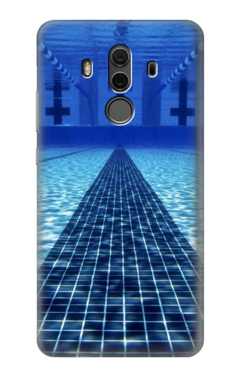 Printed Swimming Pool Huawei Mate 10 Pro, Porsche Design Case