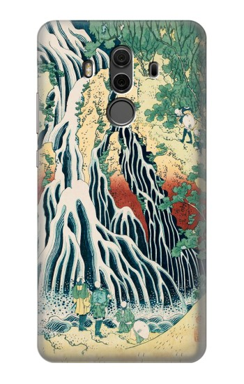 Printed Kirifuri Waterfall at Kurokami Mountain in Shimotsuke Huawei Mate 10 Pro, Porsche Design Case