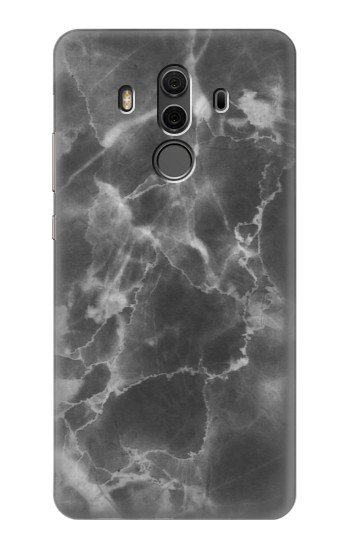 Printed Marble Black Huawei Mate 10 Pro, Porsche Design Case