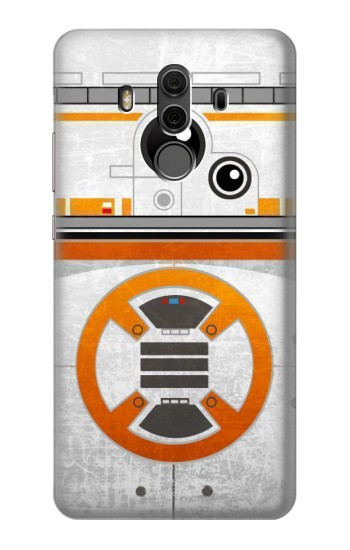 Printed BB-8 Rolling Droid Minimalist Huawei Mate 10 Pro, Porsche Design Case