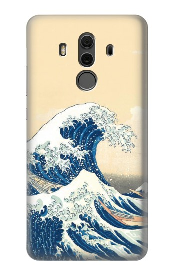 Printed Under the Wave off Kanagawa Huawei Mate 10 Pro, Porsche Design Case