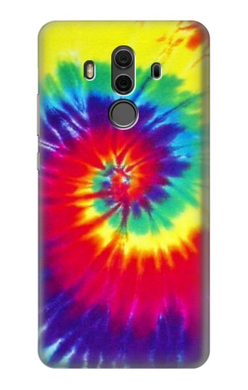 Printed Tie Dye Fabric Color Huawei Mate 10 Pro, Porsche Design Case