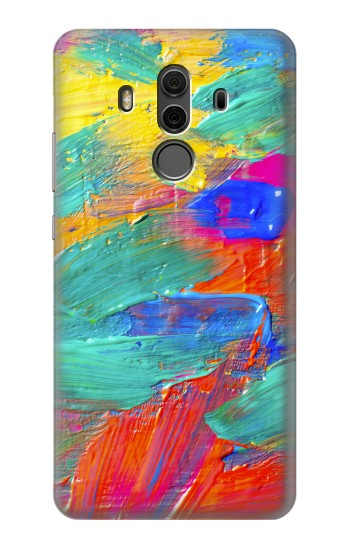 Printed Brush Stroke Painting Huawei Mate 10 Pro, Porsche Design Case