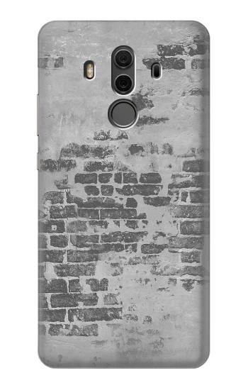 Printed Old Brick Wall Huawei Mate 10 Pro, Porsche Design Case