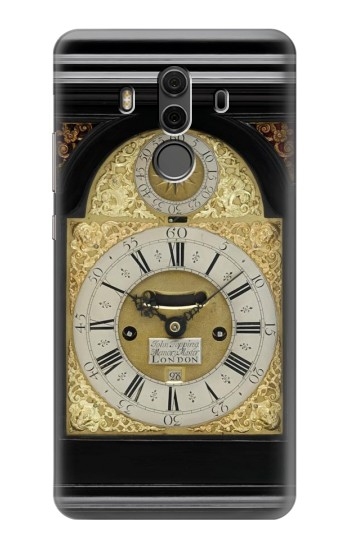 Printed Antique Bracket Clock Huawei Mate 10 Pro, Porsche Design Case
