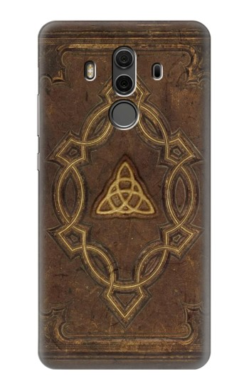 Printed Spell Book Cover Huawei Mate 10 Pro, Porsche Design Case