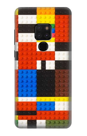 Printed Brick Toy Lego Graphic Printed Huawei Mate 20 Case