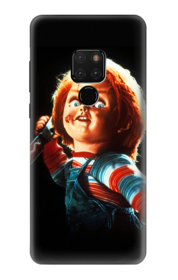 Printed Chucky With Knife Huawei Mate 20 Case