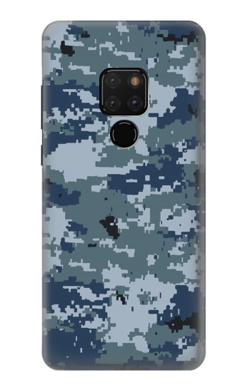 Printed Navy Camo Camouflage Graphic Huawei Mate 20 Case