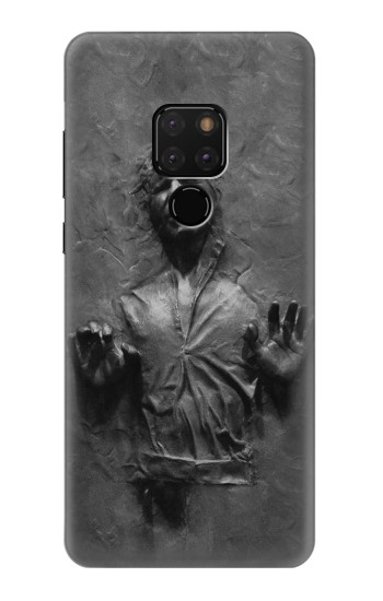 Printed Han Solo Frozen in Carbonite Huawei Mate 20 Case