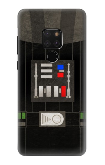 Printed Darth Vader Chest Plate Huawei Mate 20 Case