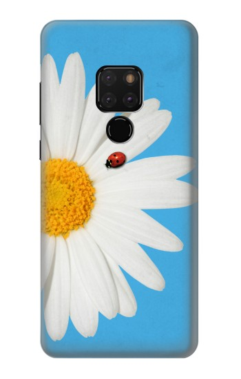 Printed Vintage Daisy Lady Bug Huawei Mate 20 Case