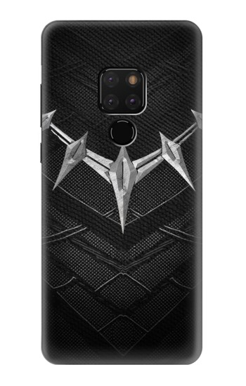 Printed Black Panther Inspired Costume Necklace Huawei Mate 20 Case