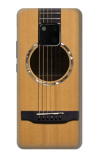 Printed Acoustic Guitar Huawei Mate 20 Pro Case