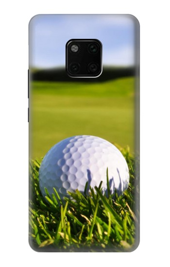 Printed Golf Huawei Mate 20 Pro Case
